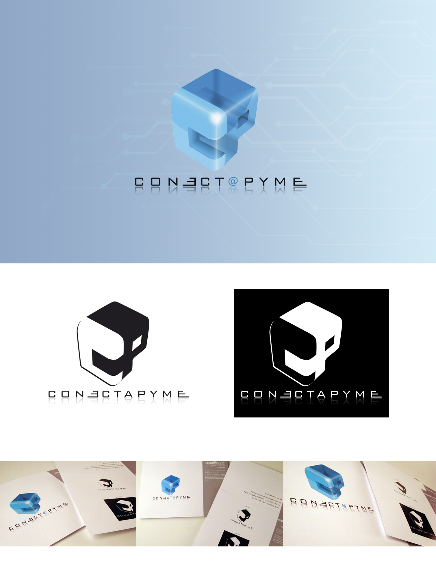 Conectapyme Identidad DETALLE